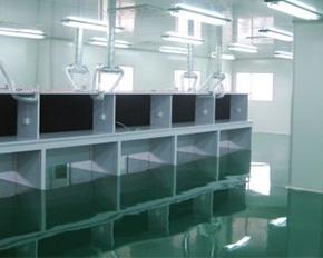 电子净化房