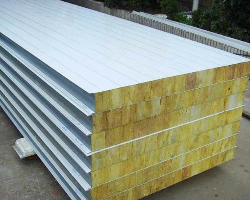淮安岩棉彩钢板