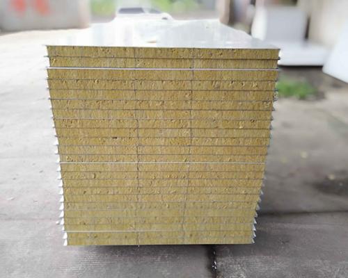 0.326岩棉彩钢板