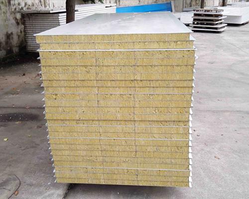 0.426岩棉彩钢板